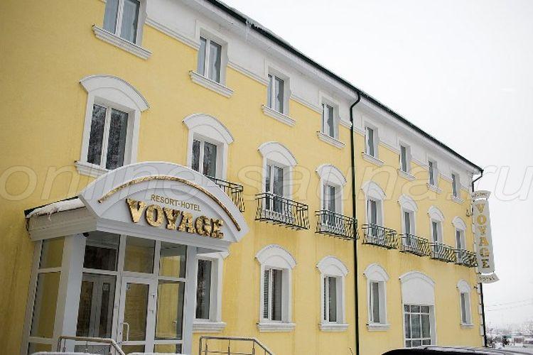 Русская охота, гостиничный комплекс